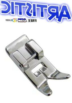 All Purpose Metal ZigZag Presser Foot Attachment for Brother