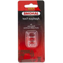 Janome Applique Foot For 9mm Machines by Janome