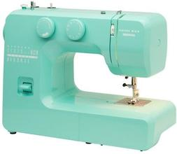Janome Arctic Crystal Easy-to-Use Sewing Machine with Interi