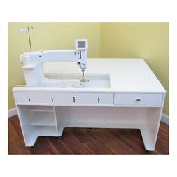 Arrow 1311 | Quilty Sewing Machine Cabinet for Longarm Quilt