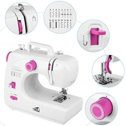 Automatic Mini Desktop Sewing Machine Household Portable16 S