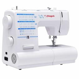 Automatic Threading Electric Sewing Machine Set 66 Built in