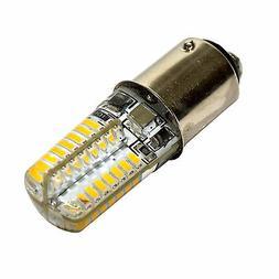 BA15d 110V LED Light Bulb for Kenmore 158 385 Series Sewing