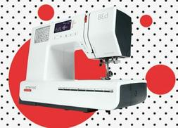BRAND NEW!  Bernette B38 Sewing Machine,SWISS Design with  F