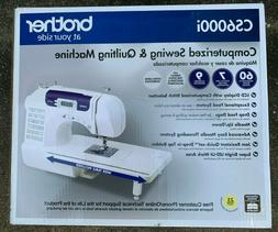 BRAND NEW Brother CS6000i Sewing and Quilting Machine, 60 St
