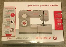 BRAND NEW IN HAND SINGER HEAVY DUTY 4423 SEWING MACHINE W/23