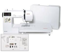 BRAND NEW Janome JW8100 Fully-Featured Computer Sewing Machi