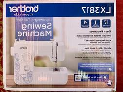 BRAND NEW Brother LX3817 17-Stitch Full-Size Sewing Machine