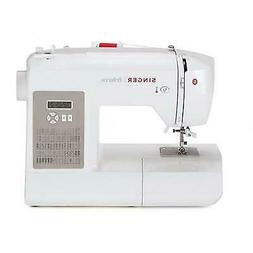 Singer Brilliance 6180 Electric Sewing Machine - 80 Built-In