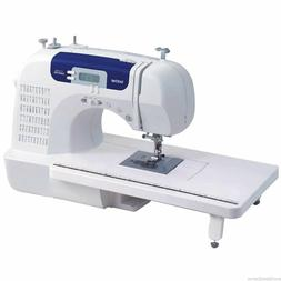 BROTHER CS6000i SEWING MACHINE+TABLE+HARD CASE+25 YEAR LIMIT