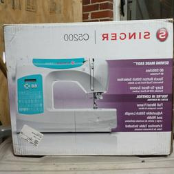 c5200 computerized 80 stitch sewing machine new