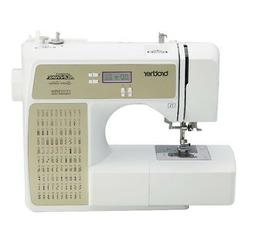 Brother CE1125PRW Computerized 100-Stitch Project Runway Sew