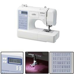 Brother Computerized Sewing Machine 100-Stitch Runway Electr