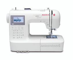 Singer Professional Computerized Sewing Machine with Extensi