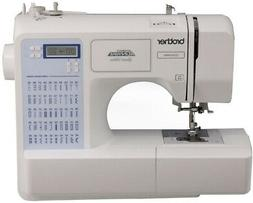 BROTHER Computerized Sewing Machine w/ 50 Built-In Stitches,