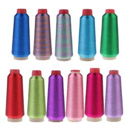 Cones Bobbin Embroidery Quilting Polyester Thread Line For S