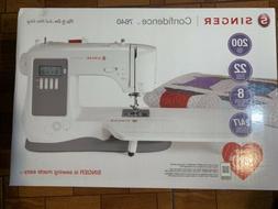 💥Singer Confidence💥 Model 7640 200 Stitch Sewing Machi