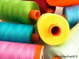 Aurifil Cotton 50 wt Mako Quilting Thread 1422 yard spools -