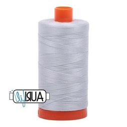 Aurifil Cotton Thread Mako 50wt Large Spool 1422 yards/1300