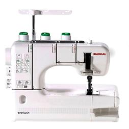 Janome CoverPro 900CPX Portable CoverHem Serger Machine With