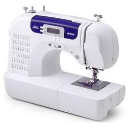 BROTHER CS6000i Computerized Sewing Machine Feature-Rich Wid
