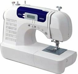 Brother Cs-6000i Electric Sewing Machine - Horizontal Bobbin