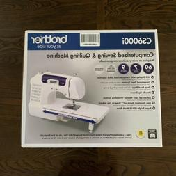 BrotherCS6000i 60-Stitch Computerized Sewing Machine with