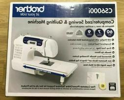 🔥 BROTHER CS6000i SEWING MACHINE COMPUTERIZED ✅ IN HAND