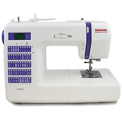 Janome 001DC2014 Computerized Sewing Machine with 50 Built-I
