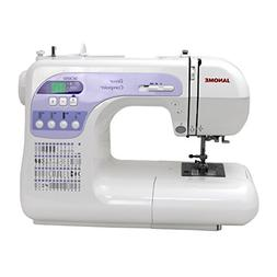 Janome DC3050 Computerized Sewing Machine with Exclusive Bon