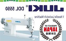 Juki DDL-5550 LockStitch Industrial Sewing Machine table,ser