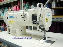 JUKI DNU-1541S Leather & Upholstery Walking Foot Sewing Mach
