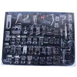 Agile-Shop Professional Domestic 52 pcs Sewing Machine Press