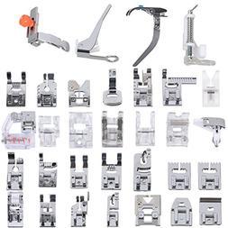 ◕‿◕ Professional Domestic 32 pcs Sewing Machine Presse
