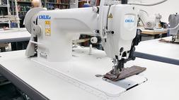 JUKI DU-1181N Single Needle Walking Foot Leather Sewing Mach
