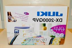 dx 2000qvp computerized quilting sewing machine brand