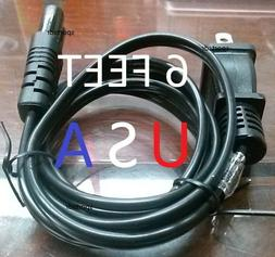 Power Cable Cord Wall Plug for Brother HE240 PE540D VM5100 V