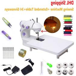 Electric Sewing Machine Household Tailor 2 Speed Foot Pedal
