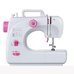 TOPCHANCES Electric Sewing Machines 16 Built-In Stitches 508