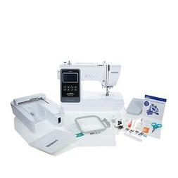Brother Embroidery and Sewing Machine with Value Bundle