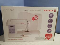 SINGER FASHION MATE 5560 SEWING MACHINE - New in Box!