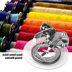Flower Stitch Sewing Machine Presser Foot Feet for Singer Ja