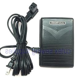 Foot Control Pedal With Cord #362095-001  For Portable Sewin