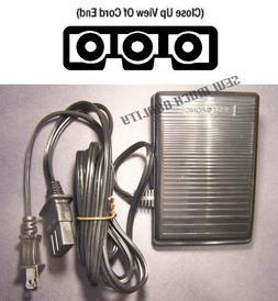 FOOT CONTROL PEDAL W/ Cord Brother VX920 VX940 VX950 VX970 V