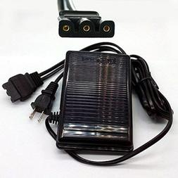 HONEYSEW Foot Controller and Power Cord For Singer 433699849