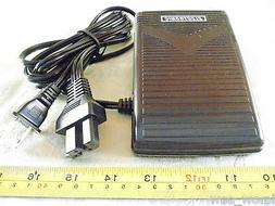 Foot Speed Control Pedal Sewing Machine Singer 132 Featherwe