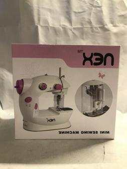 Free-Arm Sewing Machine Mini  With 12 Built-In Stitches NEX
