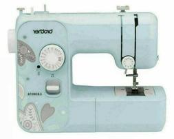 Brother Full-Size Sewing Machine 17 Stitch LX3817A Aqua Blue