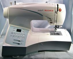 Singer Futura CE-350 Embroidery & Sewing Machine All-In-One