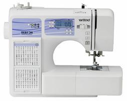 Brother HC1850 130-Stitch Computerized Sewing Machine - Exte